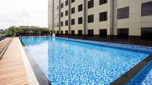 Swimming Hotel in Batam