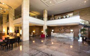 Hotel Batam Lobby