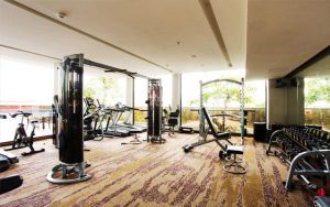 Gym in Batam hotel